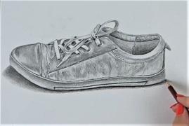cipő árnyékolás